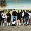 Girls Varsity soccer v Mt Whitney 1-28-17