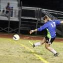 Varsity Girls Soccer v El D 1-7-17