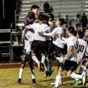 Boys Varsity Soccer Semifinal vs El D 2-24-17