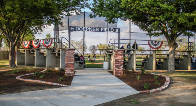 Doepker Field Dedicated, Trailblazers Fall