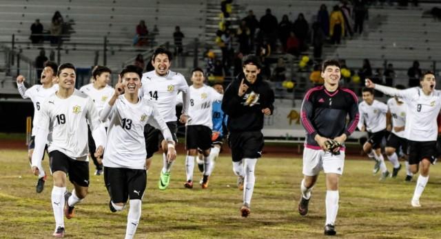 BLAZER CENTRAL SPECIAL – GW Soccer State Championship Run