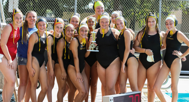 JV Girls Water Polo Takes 2nd At Visalia Tourney