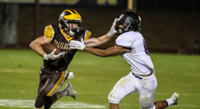 GW Football Rolls Over Madera South