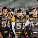 Varsity football v Hanford 10-13-17