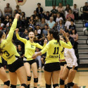 Varsity Volleyball vs El D 10-26-17