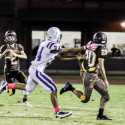 JV Football vs Lemoore 10-6-17