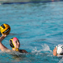 JV Girls water polo vs El D 10-3-17