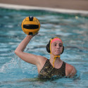 Varsity girls water polo vs El E 10-3-17