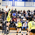 VOLLEYBALL PLAYOFF GAME VS REDWOOD  11-7-17