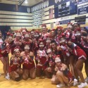 CHEER TAKES 1st AT BEL AIR!