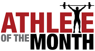 Athlete of the Month: January 2017
