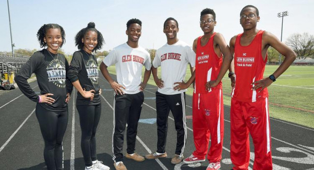 Track and Field in the News!
