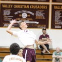 Boys JV Volleyball vs Santiago 3/22/16