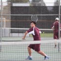 Boys Tennis vs Glenn 3/3/16