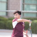 Boys Varsity Tennis vs Village 4/19/16