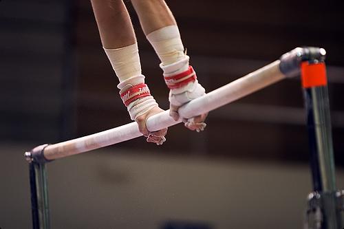 Gymnastics defeats St. Joseph 136.3-130.95
