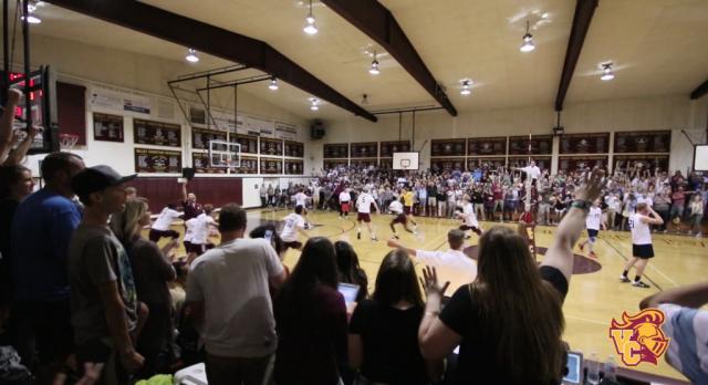 Boys Volleyball Semifinal Highlight Video vs Quartz Hill