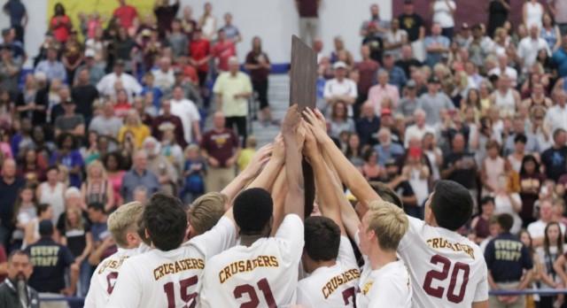 Boys Volleyball Championship Highlight Video