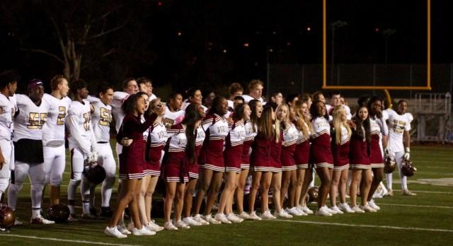 Valley Christian High School Varsity Football beat Village Christian High School 31-13