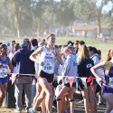 Girls XC CIF Finals 11/19/16