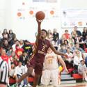 Boys Varsity Basketball vs Whittier Christian 2/7/17