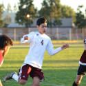 Boys JV Soccer vs Firebaugh 1/31/17