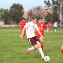 Boys JV Soccer vs Whittier Christian 2/8/17