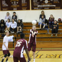 Boys JV Volleyball vs Samueli 3/21/17