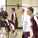 Boys JV Volleyball vs La Mirada 4/22/17