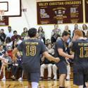 Boys Volleyball vs Gahr 5/9/17