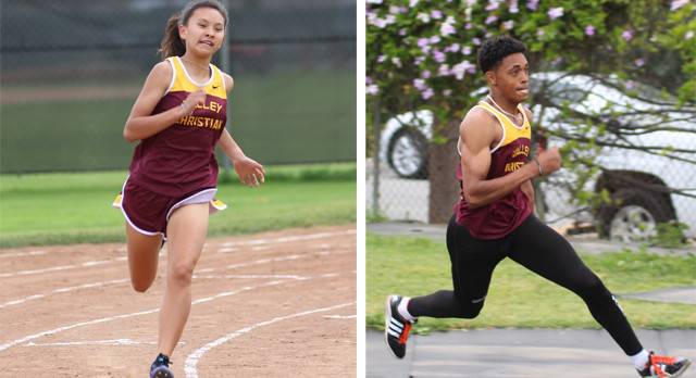 Ledesma and Polk Qualifies for Masters Meet