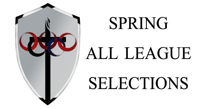 Spring All League Athletes