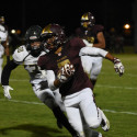 Varsity Football vs Ontario Christian 9/22/17