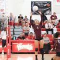 Girls Varsity Volleyball vs Whittier Christian 9/26/17