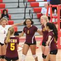 Girls JV Volleyball vs Whittier Christian 9/26/17