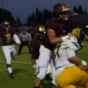 Additional Photos: Varsity FB vs Rancho Christian 9/15/17