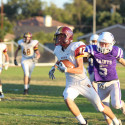 JV Football vs St. Anthony 9/28/17
