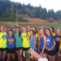 Girls Soccer Team meets Alex Morgan!!!