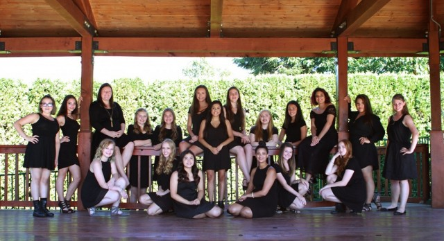 Fall Dance Tryouts, Saturday, September 24