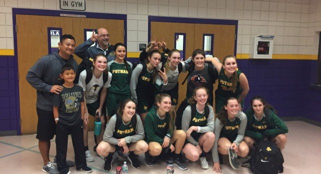 Girls play well at Vegas tournament