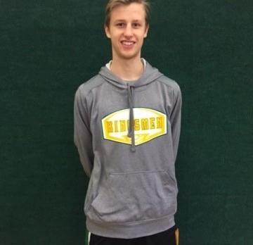 Athlete of the Week, Jake Halladin