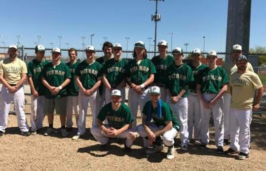 Baseball travels to Phoenix, Arizona for Spring Break