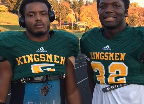 Athletes of the Week, Curtis Hoyle & Landy Wilson!