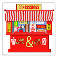 Concession Help Needed