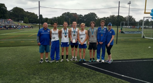 Cross Country Take 1st at Chesapeake Invitational