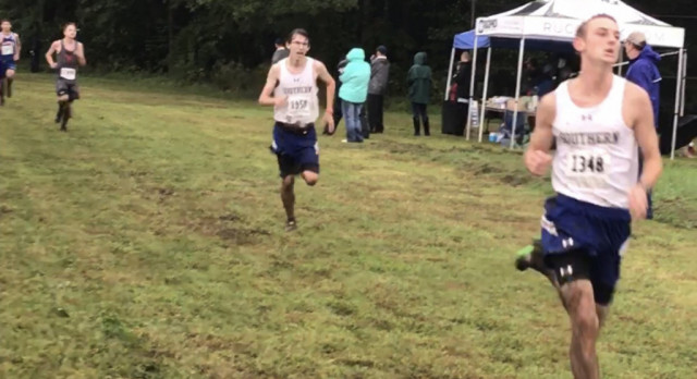 Cross Country at Seahawk Invitational