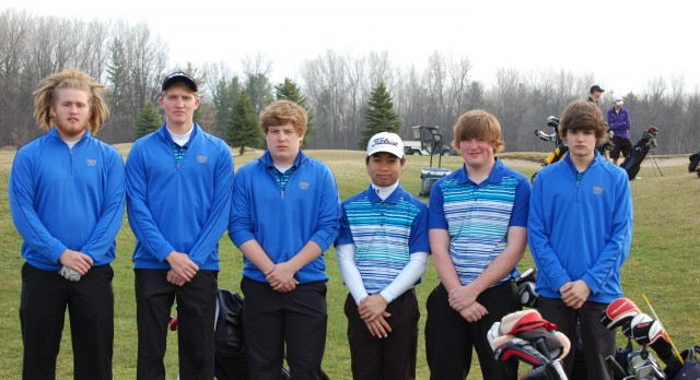 Boys Golf wins first SVL Jamboree of 2014