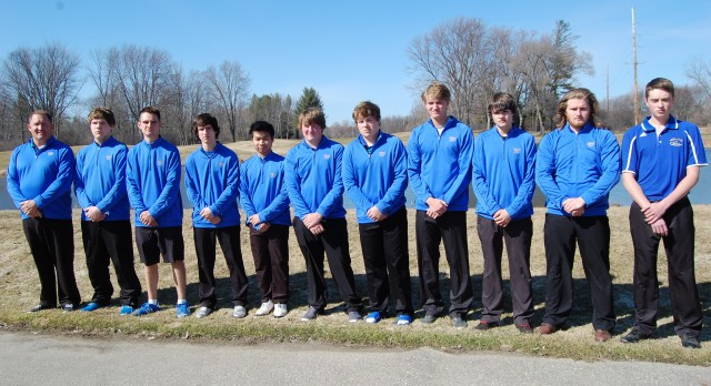 2014 Boys Golf Profiles