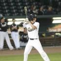 Varsity Baseball 5-21-14 at Dow Diamond