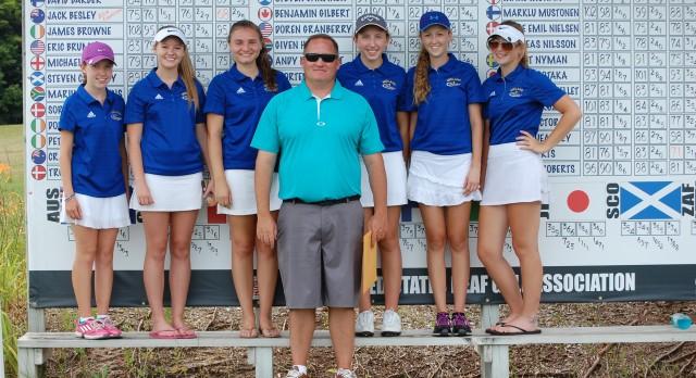 Varsity Girls Golf Preview
